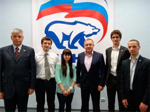 Единороссы Железнодорожного поддержат кандидатуру Андрея Воробьёва